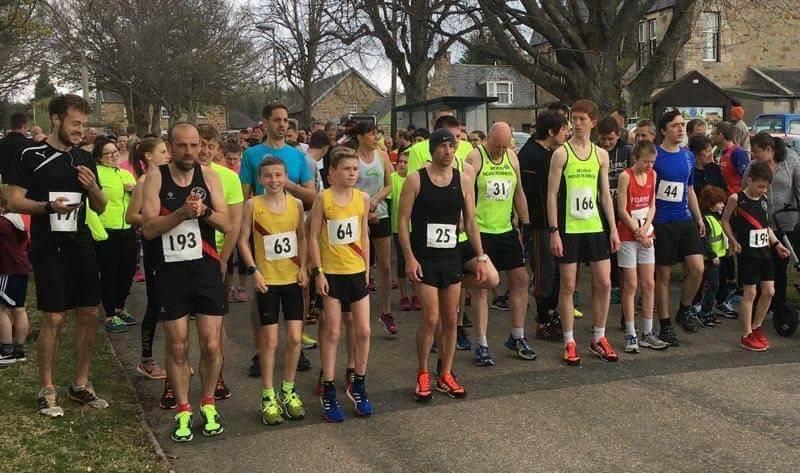 Archiestown 5km – 30/04/2017