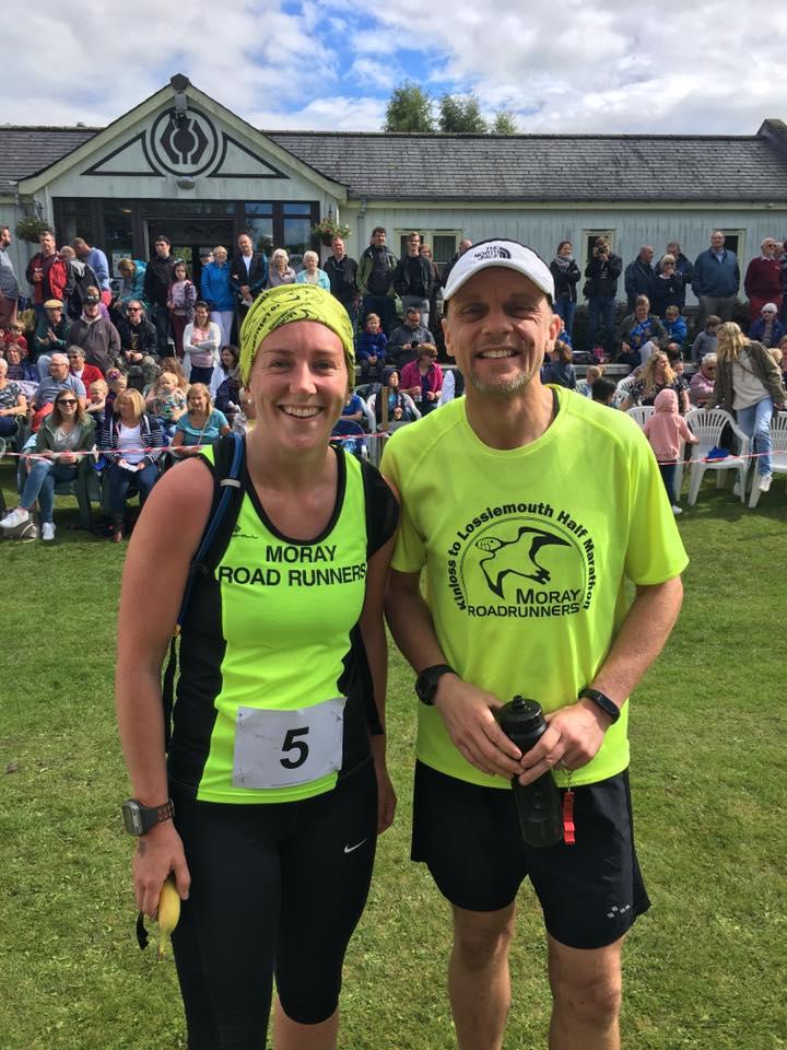 Aberlour Strathspey Highland Games 10 Mile Trail Race – 05/07/2017