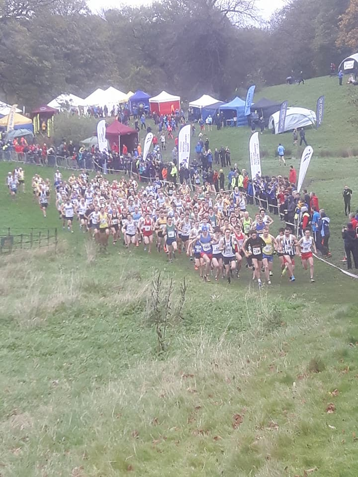 National XC Relays – Cumbernauld – 28/10/2017