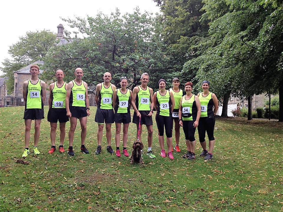 The Aberlour Strathspey Highland Games 10 Mile Trail Race