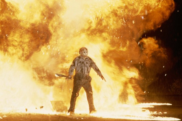 """Hodder in """"Jason Goes to Hell: The Final Friday"""""""