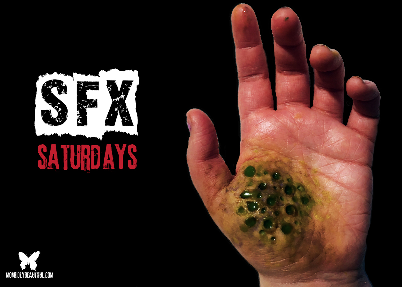 Sfx Saturdays Slimy Trypophobia Infection Morbidly Beautiful