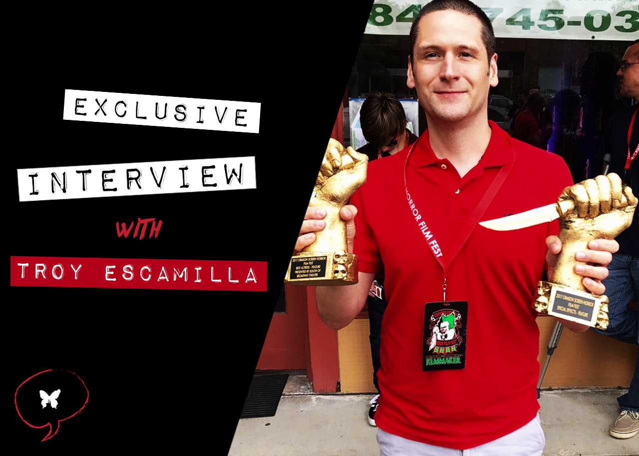 Interview Troy Escamilla