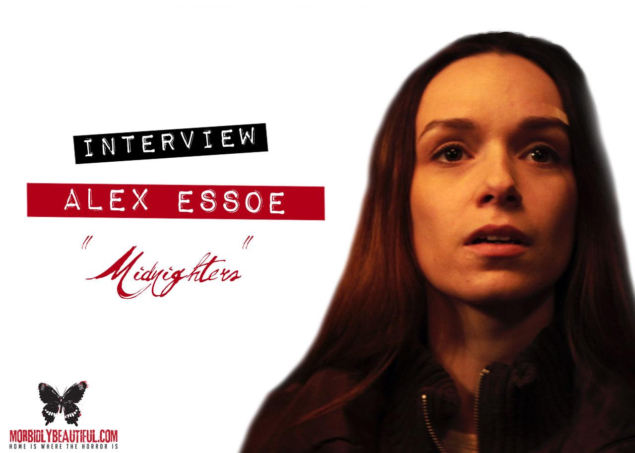 Alex Essoe Midnighters Interview