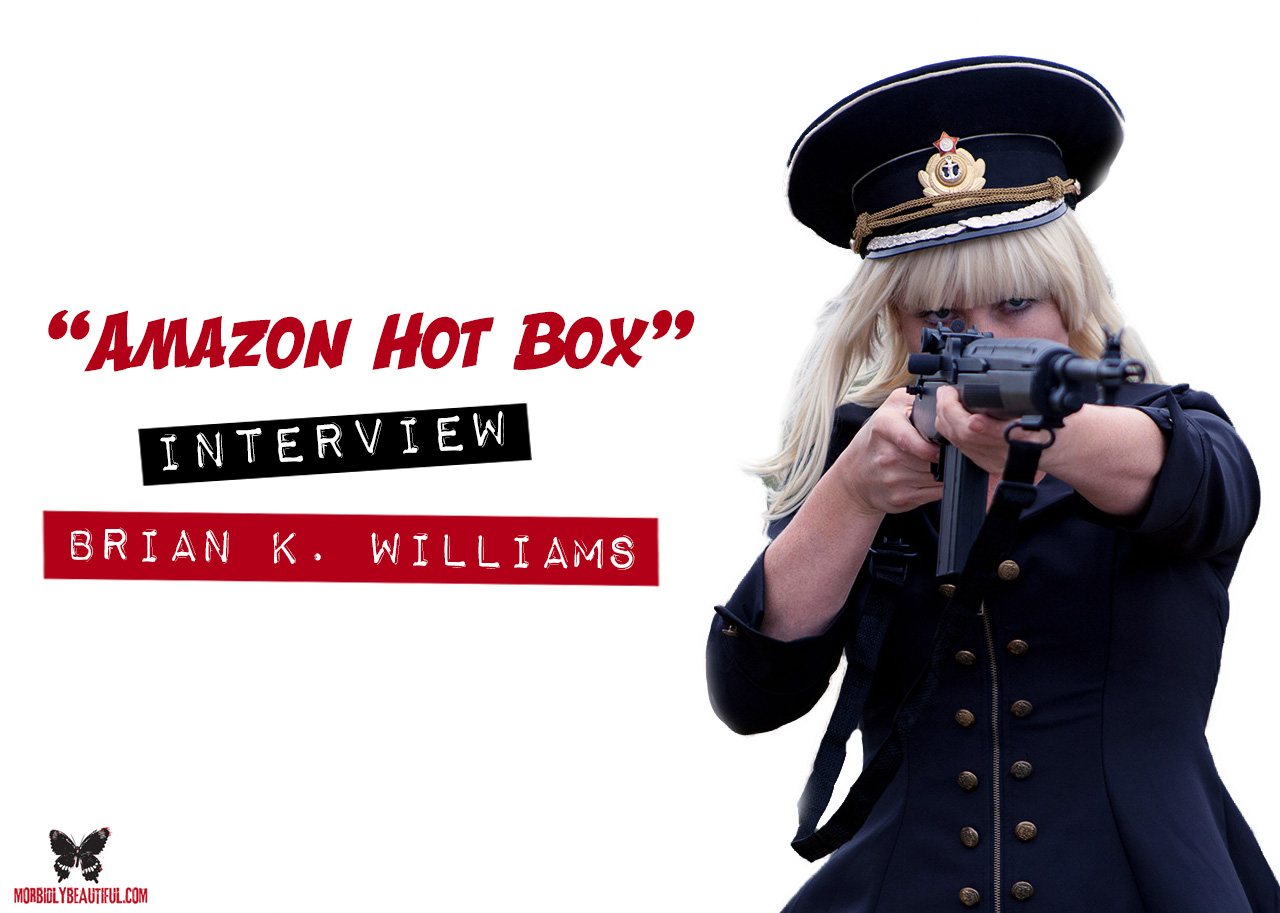 Amazon Hot Box Brian K. Williams
