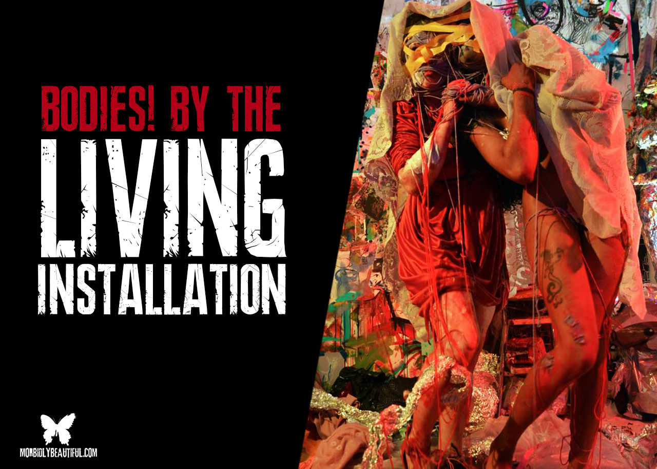 The Living Installation