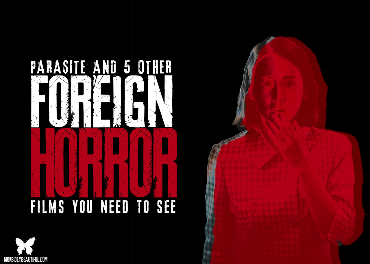 Parasite and foreign horror