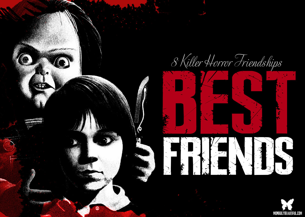 best friends of horror