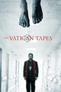 "Poster for the movie ""The Vatican Tapes"""