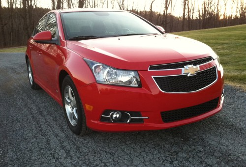 2013 Chevy Cruze LT RS