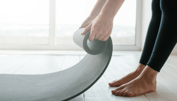 Jennifer Kreatsoulas writes about how yoga practice can integrate with recovery from an eating disorder and eating disorder treatment