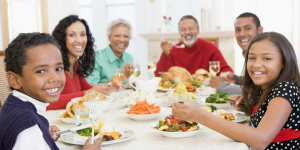 How to make Thanksgiving eating disorder friendly