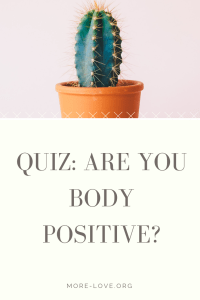 Quiz Are you body positive