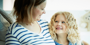 The validation that every child needs to hear from their parent