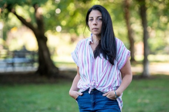 NYC School teacher, refuses to get covid vax, Christina Coscia