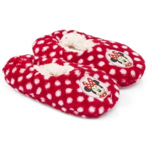 Minnie Mouse Pantoffels