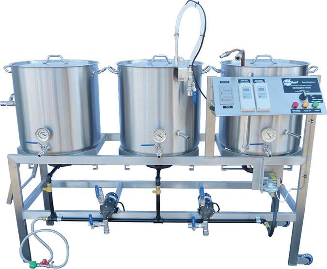 MoreBeer Single Tier Home Brewing Beer Rack