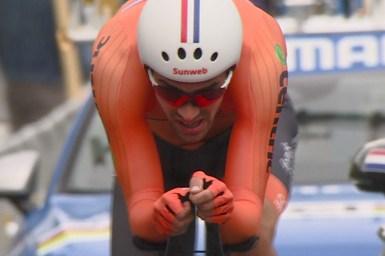 「パワーメーターが壊れてるかと思った」優勝のトム・ドゥムラン選手コメント/ロードレース世界選手権2017エリート男子タイムトライアル