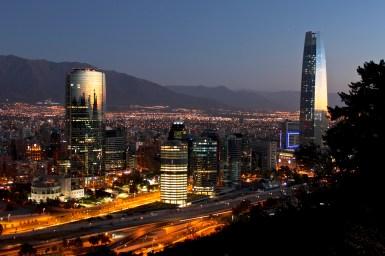 南米チリ・サンティアゴのオススメ観光スポット、グルメ/2017-18トラックワールドカップ4戦