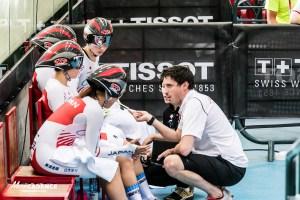 W杯2戦カナダ・ミルトンの日本代表メンバー発表、短・中距離チームが出場/2018-2019トラックワールドカップ第2戦