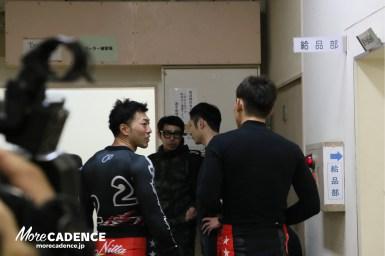 競輪選手たちの様々な表情、G1全日本選抜競輪の検車場レポート