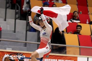 梶原悠未の無双!ワールドカップ連覇女王がアジア選手権でも金メダル/アジア選手権トラック2018・女子オムニアム