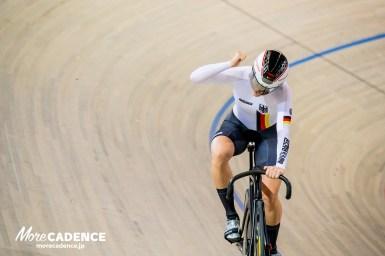 ドイツ勢強し!ミリアム・ベルテ大会2冠、500mタイムトライアル/トラック世界選手権2018