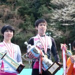 女子は栁原真緒が優勝「東京オリンピックで金メダルを目指す、目標は脇本雄太選手」/日本競輪学校 第113・114回卒業記念レース