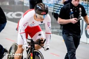 深谷知広が出場、男子1kmタイムトライアル予選は3名が59秒台のハイレベルな戦いに/トラック世界選手権2018
