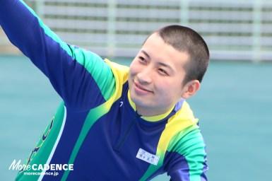 橋本英也「競輪学校のおかげで中距離のスピードに磨きがかかった」/日本競輪学校第113・114回卒業記念レース