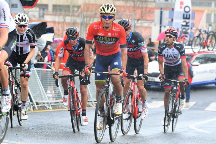 イツーリア・バスクカントリー 第2ステージ