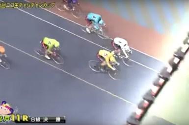 ブフリ&トルーマン初出走!決勝11Rは和田がV譲らず/ 松戸競輪場
