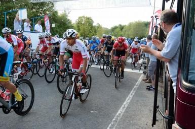 落車に巻き込まれるも、皆コンディションは良好/Fleche Du Sud Stage1・トラック競技中距離メンバー参戦