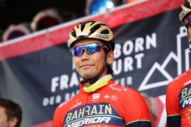【緊急会見】新城幸也が第4ステージ棄権を表明「自分の走りで幸せになれない人がいる」/ツアー・オブ・ジャパン