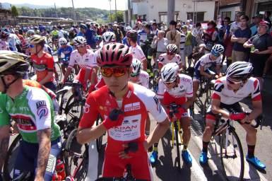 草場啓吾、山岳ポイントを2位で通過/ツアー・オブ・ジャパン 第3ステージ