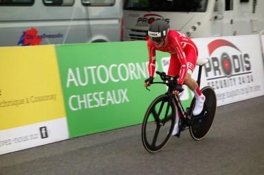 突然のコース変更、30名を巻き込む大落車 ケガ人まで/ジュニアネイションズカップTour du Pays de Vaud 2018 第3ステージ
