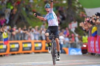 『チーム・スカイの戦略』ジロ第19ステージでフルームが生んだ伝説、80kmの独走劇はいかにして生まれたか