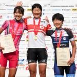 與那嶺恵理が全日本選手権ロード4勝目3連覇、U23は鹿屋体育大の中井彩子が優勝