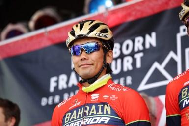 新城幸也ツール・ド・フランス2018出場ならず、バーレーン・メリダが出場メンバーを発表
