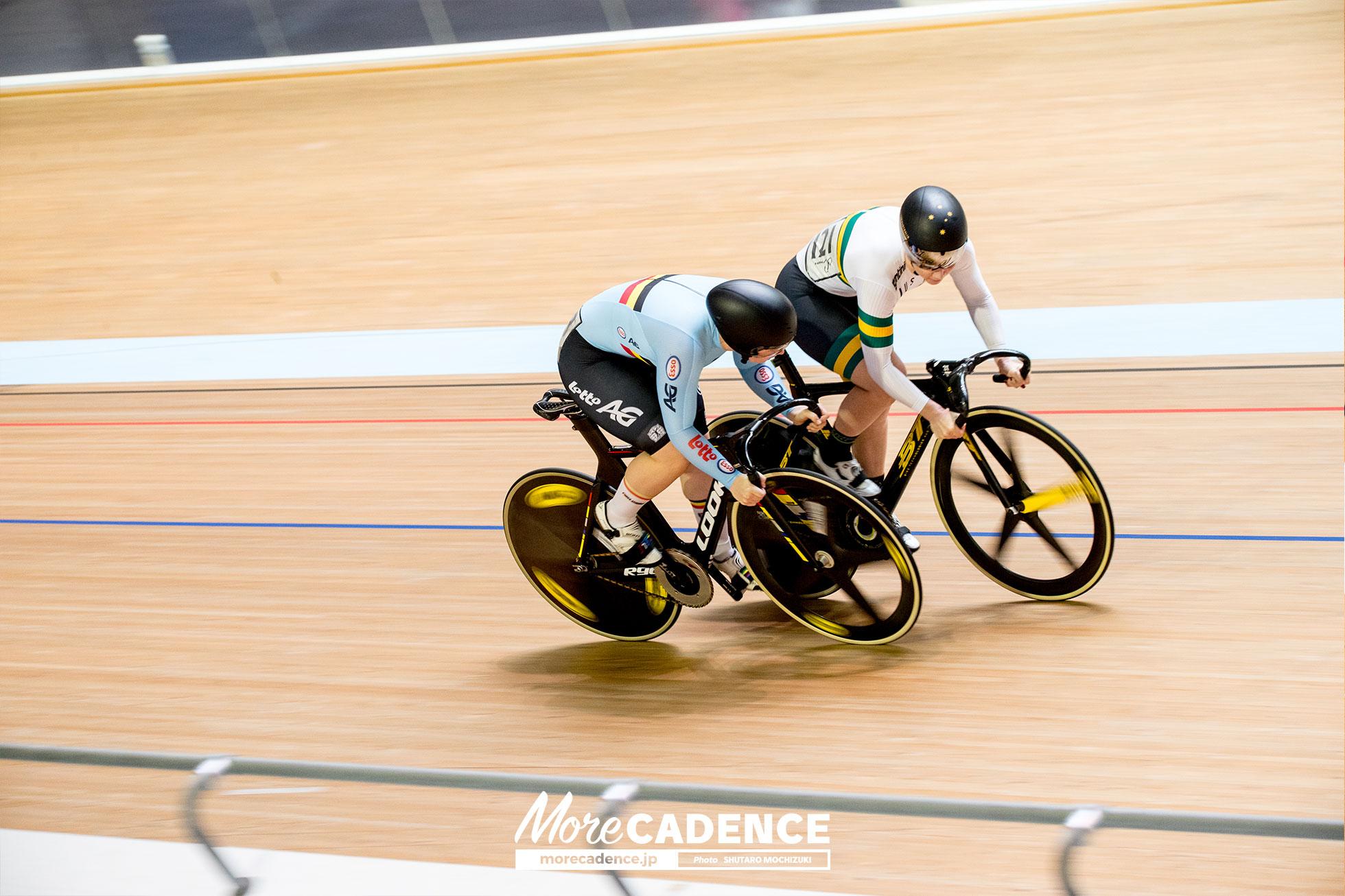 2018 Japan Track Cup 2 - WE Sprint