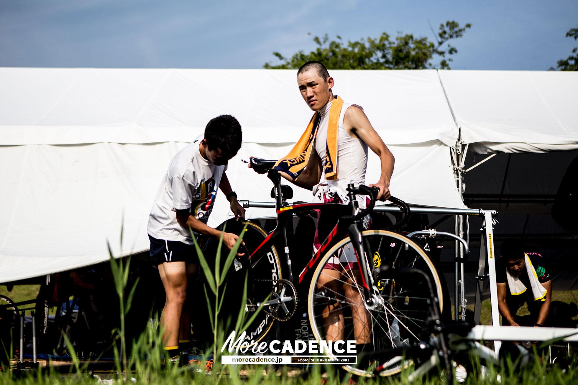 平成30年度インターハイ自転車競技