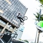 中村輪夢のスポンサーがBMXフリースタイルパーク「WingPark1st (WingArc1st BMX Freestyle Park)」をオープン