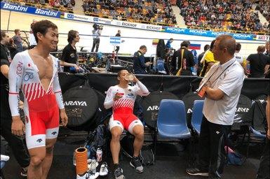 自転車トラック日本ナショナルチームに密着したドキュメンタリー番組が再放送決定!