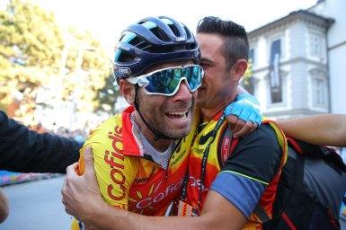 【速報】アレハンドロ・バルベルデがアルカンシェルを獲得!/ロード世界選手権2018