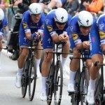 男子チームタイムトライアルでクイックステップが2年ぶり4回目の世界王者に!/ロード世界選手権2018