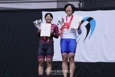 女子500mTTで山口真未が日本一に/全日本選手権トラック2018 1日目