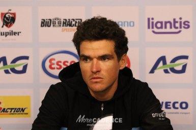バンアーベルマート「僕以外にもエースは3人いる」レース直前インタビュー/ロード世界選手権2018