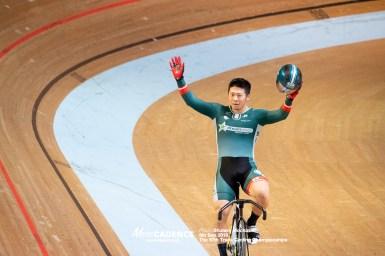 予選で大会新が連発、深谷知広がスプリント日本王者に/2018全日本選手権トラック