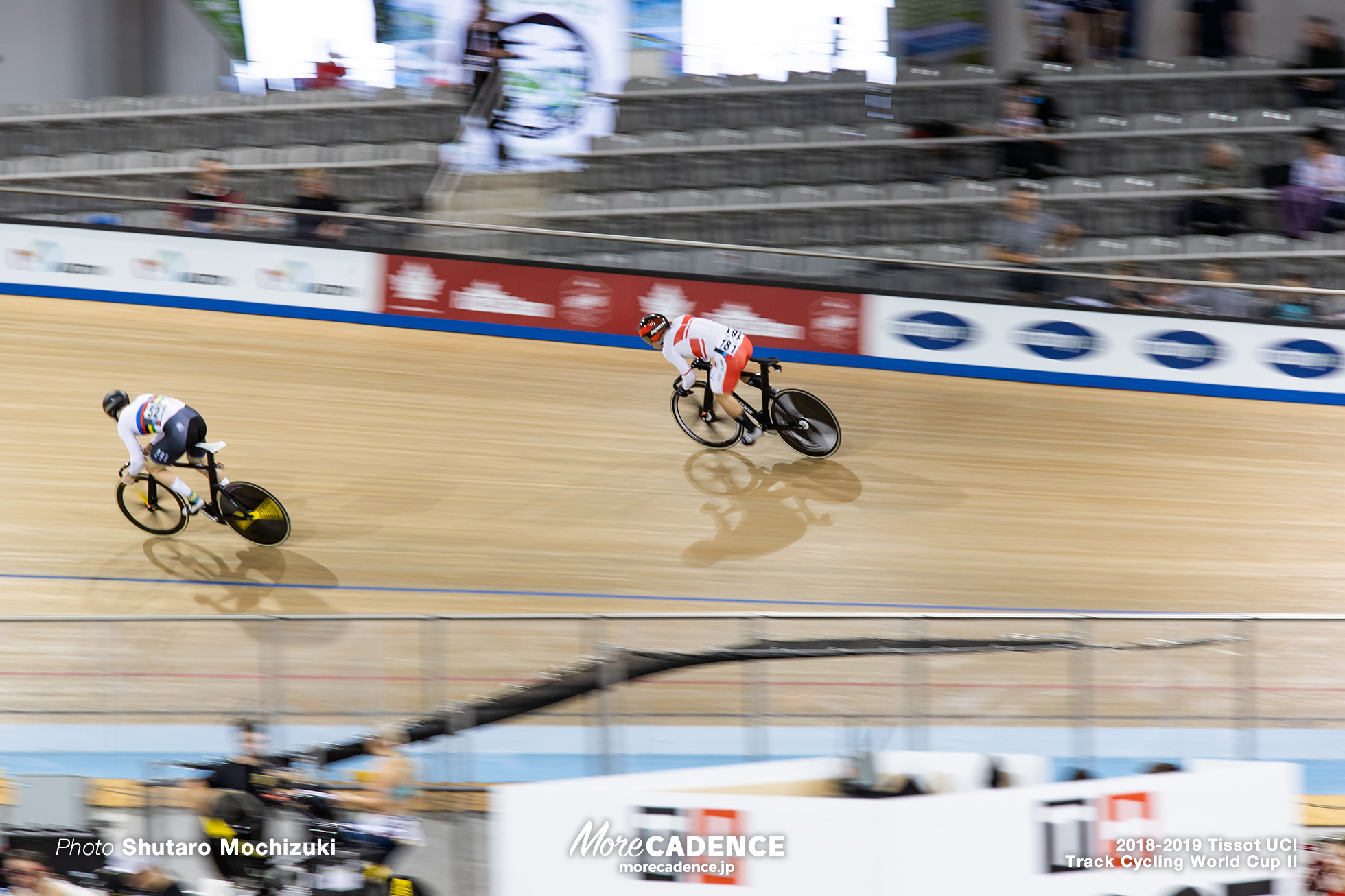 2018-2019 Tissot UCI Track Cycling World Cup II Men's Sprint Quarter Final