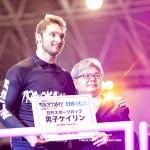 男子ケイリンはマティエス・ブフリが優勝/トラックパーティー2018 in AUTUMN